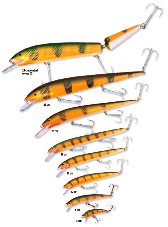 Nils Master Haka Deep Diving 5cm fishing lures original range of colors